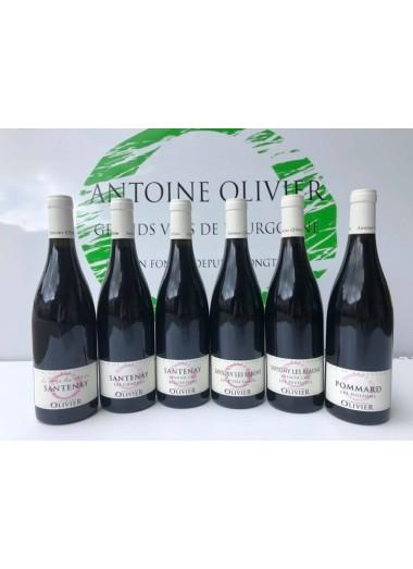 Coffret Découverte Bourgogne - 6 Vins Rouges