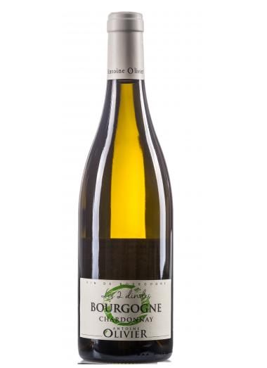 """BOURGOGNE Chardonnay """"Les 2 Dindes"""" 2015"""