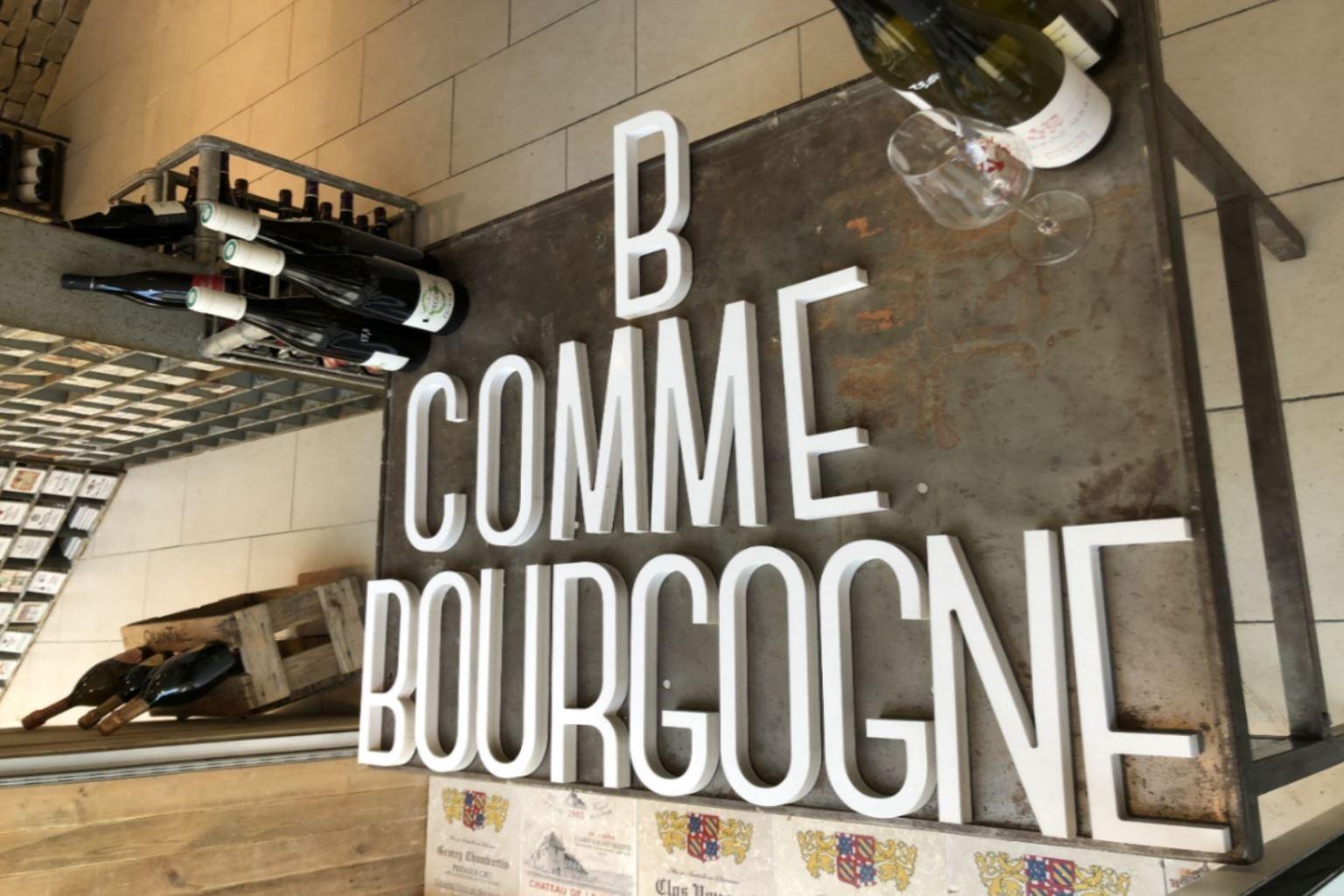 B Comme Bourgogne (Caviste)