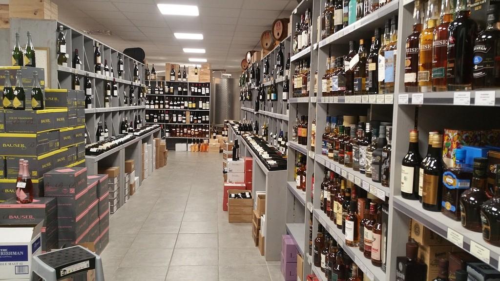 Aux sources vinicoles (Caviste)