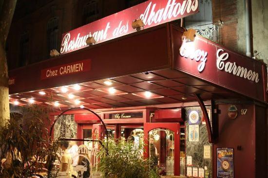 Les Abattoirs chez Carmen (Restaurant)