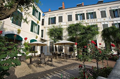 Najeti Hôtel de la Poste (Hôtel et Restaurant)