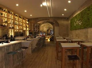 Le Vertige (Bar à vin)