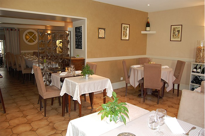 Restaurant Le Chateaubriant
